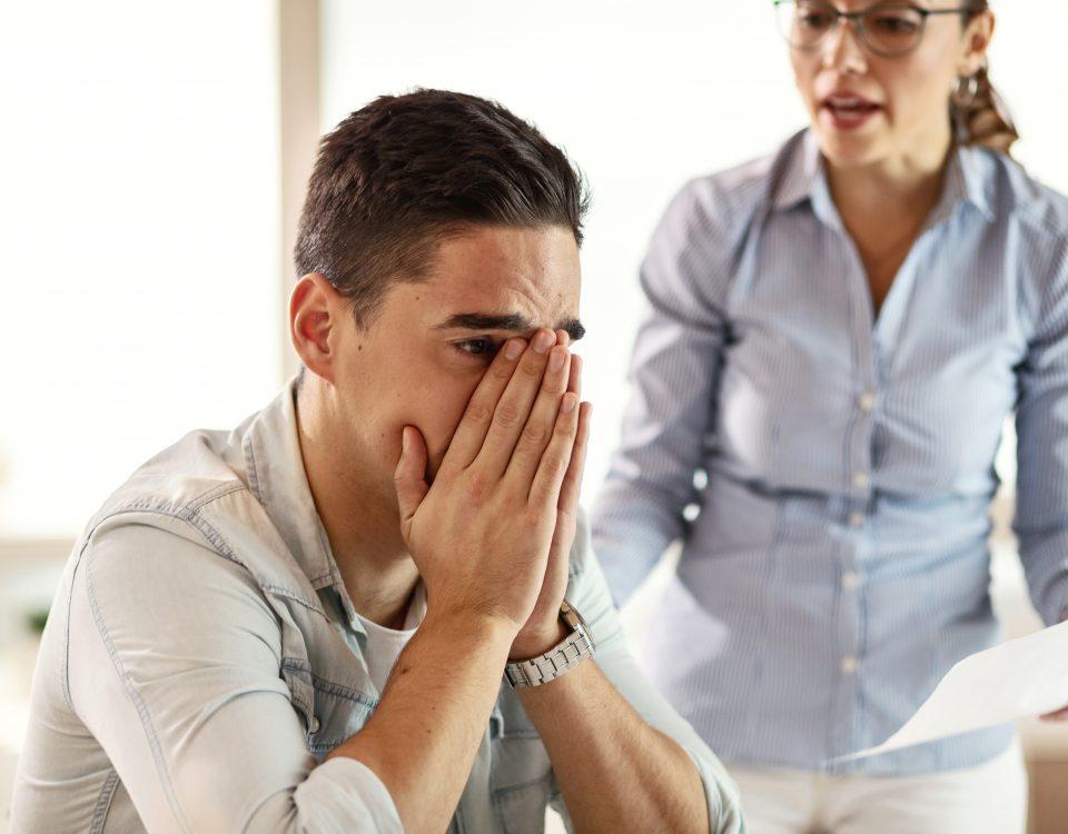 Harcèlement moral au travail